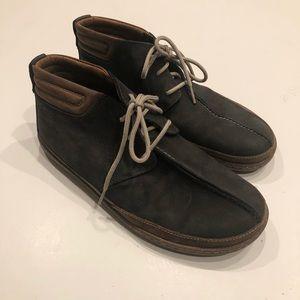 Clarks lace up shoes